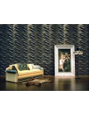 "3D PANEL WALL FOR DECORATION OF WALLS AND CEILINGS MOD. ""STEFAN,"" 50X50"