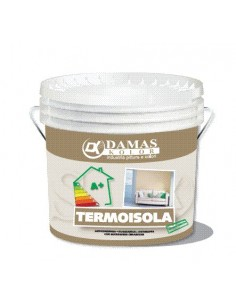Anti-CONDENSATION TERMOISOLA the ONLY definitive treatment for the elimination of Mold and Algae