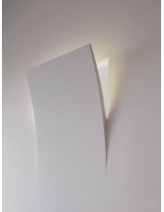 A WALL SCONCE STYLE ART.12 cm. 55 X 45