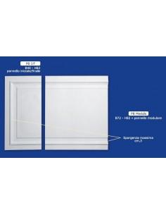 El Panel De Yeso De La Pared De Paneles De 72x82 Pb Módulo Colori E Decori