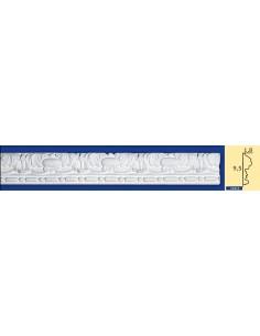 CORNICE IN GESSO CERAMICO DA PARETE Prezzo Riferito A 1,5 MTL N.B. le cornici sono confezionate da cm.75 ART.214