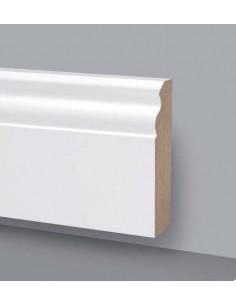 Battiscopa bianco prezzi profilati alluminio for Battisedia ikea