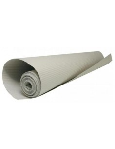 Corrugated cardboard mt.45 press. in rolls ideal for protecting delicate surfaces and for quilting.