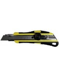 Cutter gommato Professionale con rotella e lama in acciaio H Lama 18mm