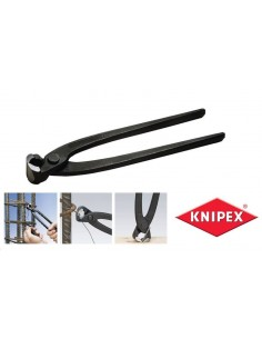 PINCER PROFESSIONAL KNIPEX 280 mm in conferring it at cementista art. 9900-280