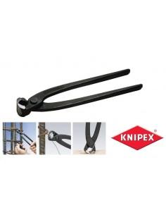 TENAGLIA PROFESSIONALE KNIPEX 300 mm per ferraiolo cementista art. 9900-280