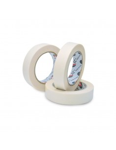 Tape Masking paper suitable for masking all types of surfaces subject to coating.