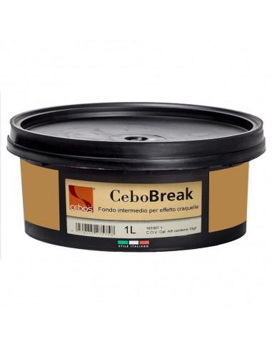 CEBOS BREAK the Bottom of the...