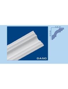 Rahmen aus polystyrol und polystyrol extrudiert 45x45 h.200 ART.Durch sparen50