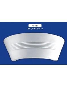 APPLIQUE FOR INTERIOR PLASTER CERAMIC PAINTABLE ART. 427