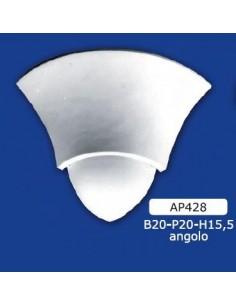 APPLIQUE FOR INTERIOR PLASTER CERAMIC PAINTABLE ART. 428